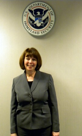 New York USCIS District Director Andrea Quarantillo