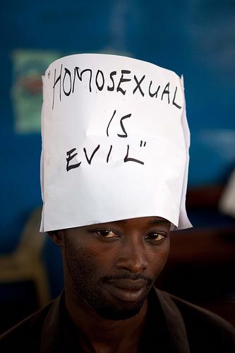 Uganda anti-homosexuality bill