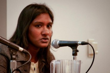 Aswini Anburajan (Photo:  Jocelyn Gonzales, Fi2W)