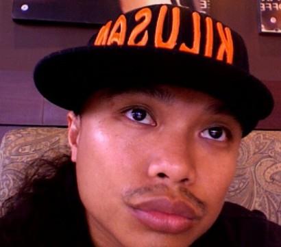 Filipino American poet and performance artist Kilusan Bautista