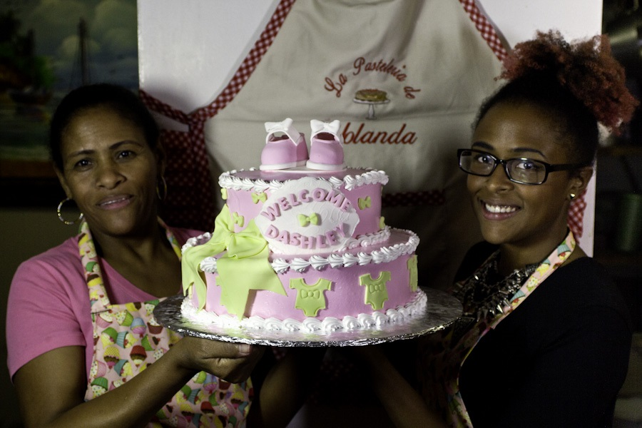 Yolanda's Cake
