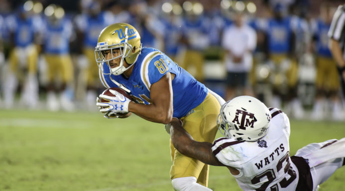 Image result for Caleb wilson ucla Photos