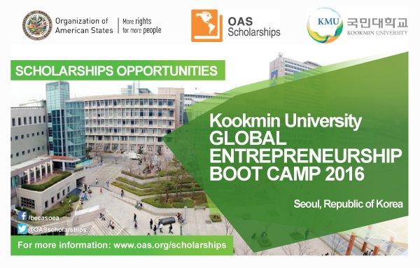 Program K-GEB dari Kookmin University, Korea