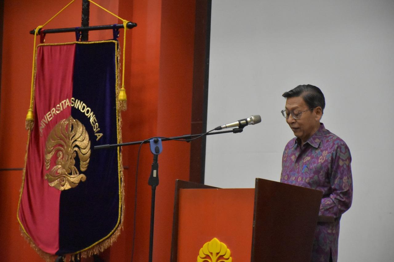 Prof. Boediono: Birokrasi yang Bersih dan Efektif Kunci Keberhasilan Pembangunan