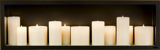 Fiamma Sogno Candle Unit