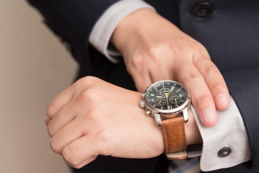 ¿Cómo se tasa un reloj?