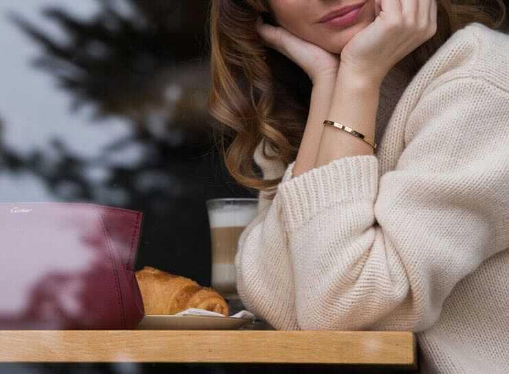 Love Bracelet de Cartier