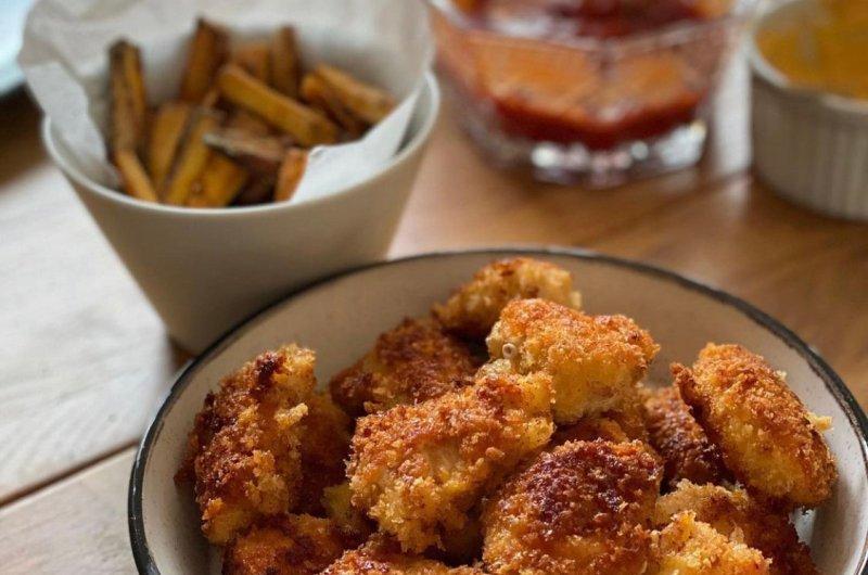 Kyckling nuggets