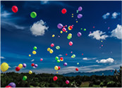 Celebration of Life - Balloon Release