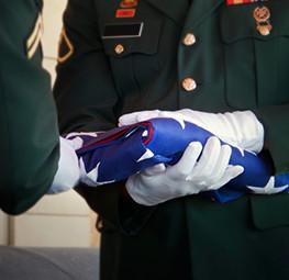 holdingflag