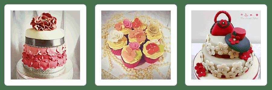 Custom Cakes, Cupcakes, & Treats - Fia Sweet Ideas