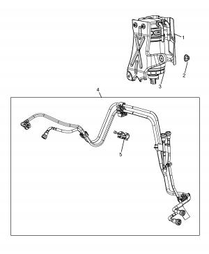 FUEL INJECTION SYSTEM FIAT FREEMONT (2011-....)