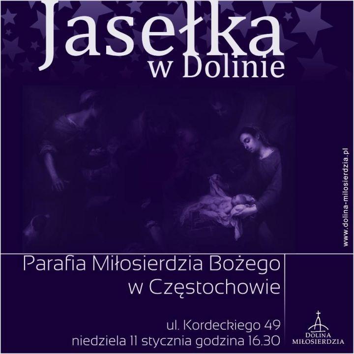 Jasełka - plakat