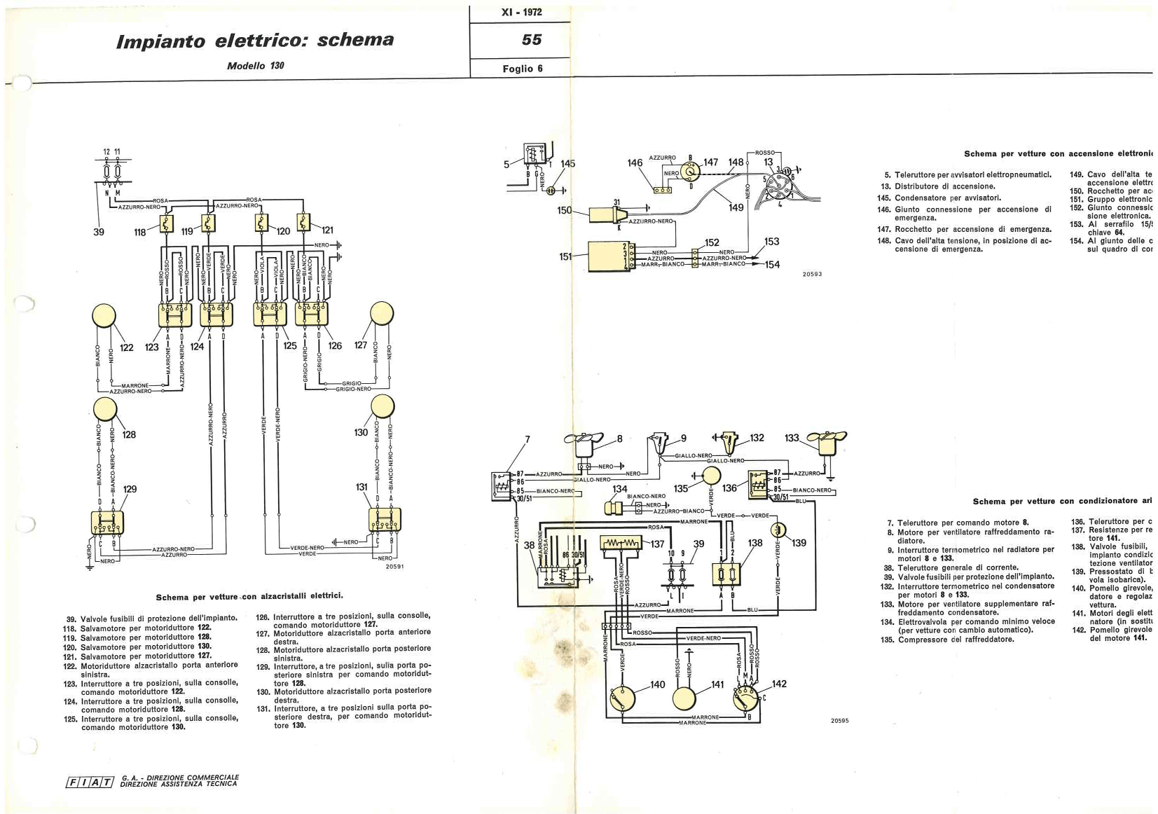 Wiring Diagram Of The Electrical System