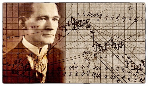 Уильям Делберт Ганн - таинственный мистик биржевой аналитики