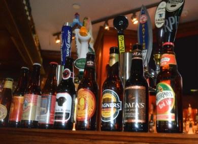 Beer Bottles Fibbers