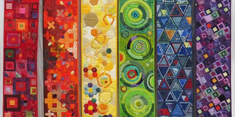 """Geometry In Textiles"""