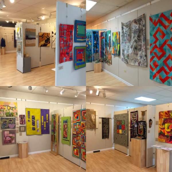 """Fostered Fiber – Remembrance, Remnants & Mentors"" 2015 Fiber Arts Exhibition"