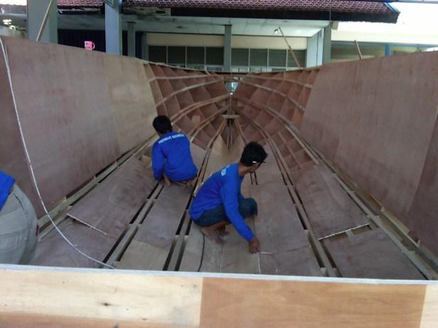 Cetakan PT. Fiberboat Indonesia