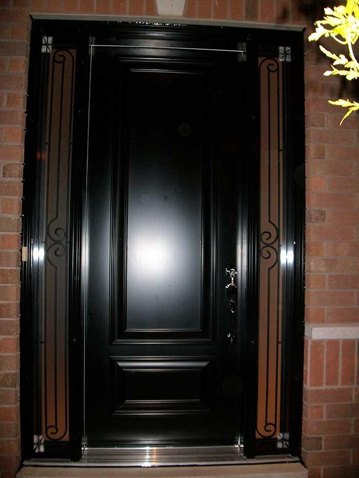 Fiberglass Doors Toronto  EXECUTIVE FIBERGLASS DOORS