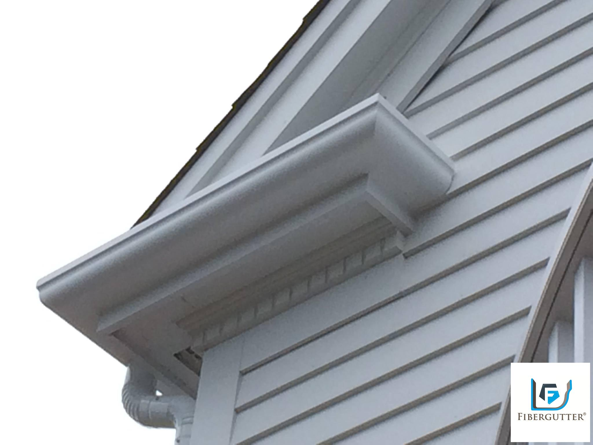 Fiberglass Gutter Installation Norwalk, CT
