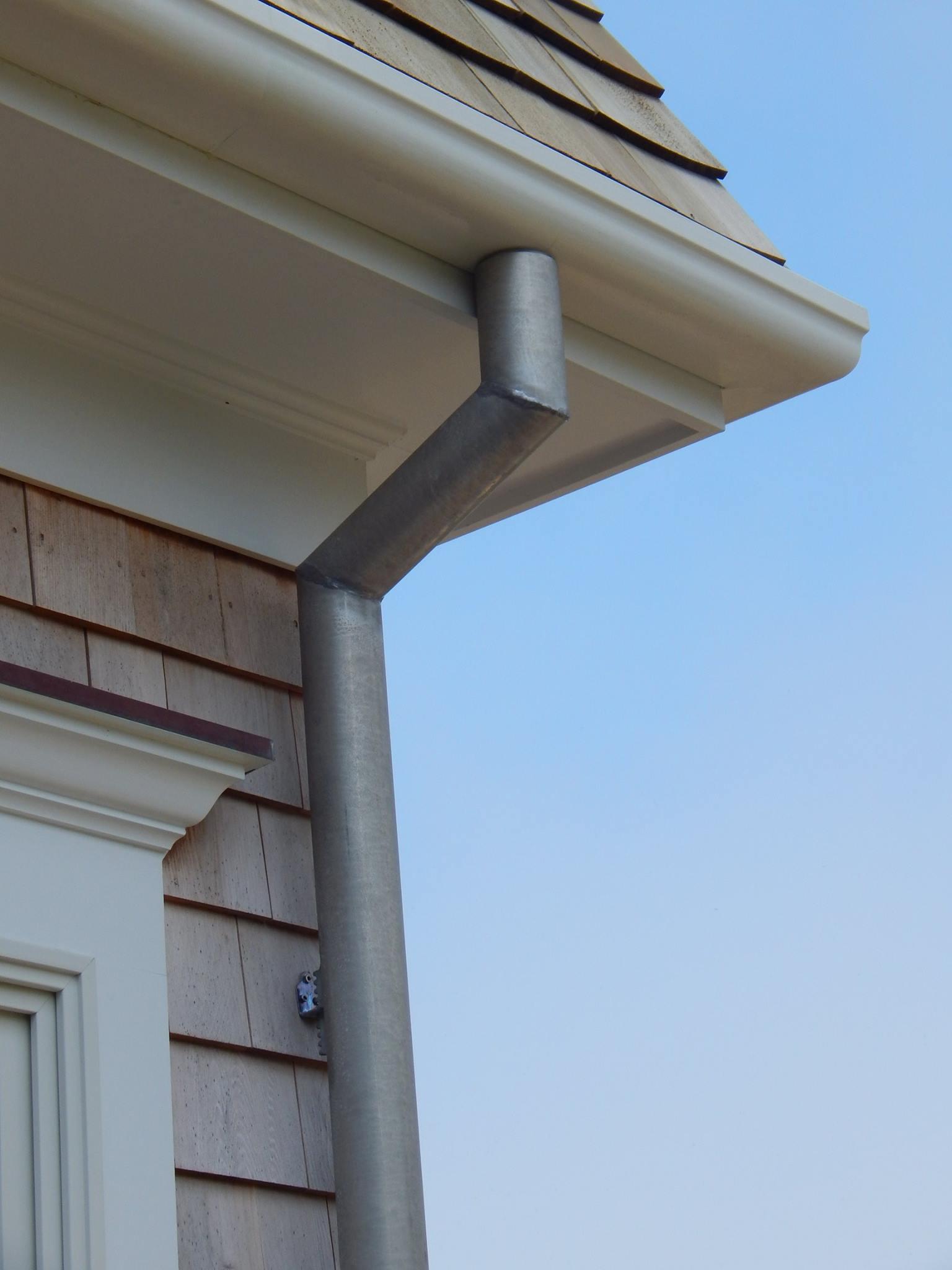fiberglass gutters falmouth