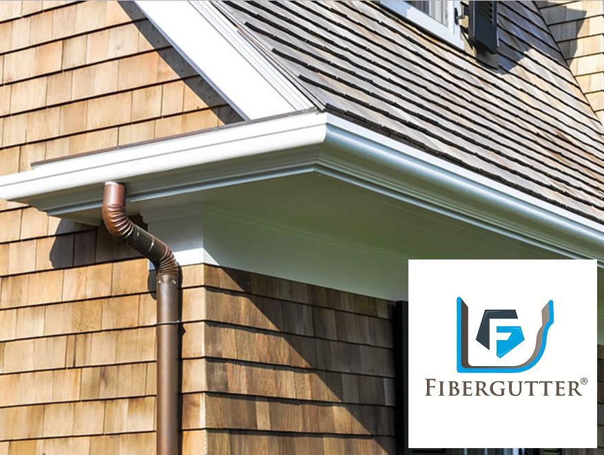 Fiberglass Gutter Installation Newport, RI