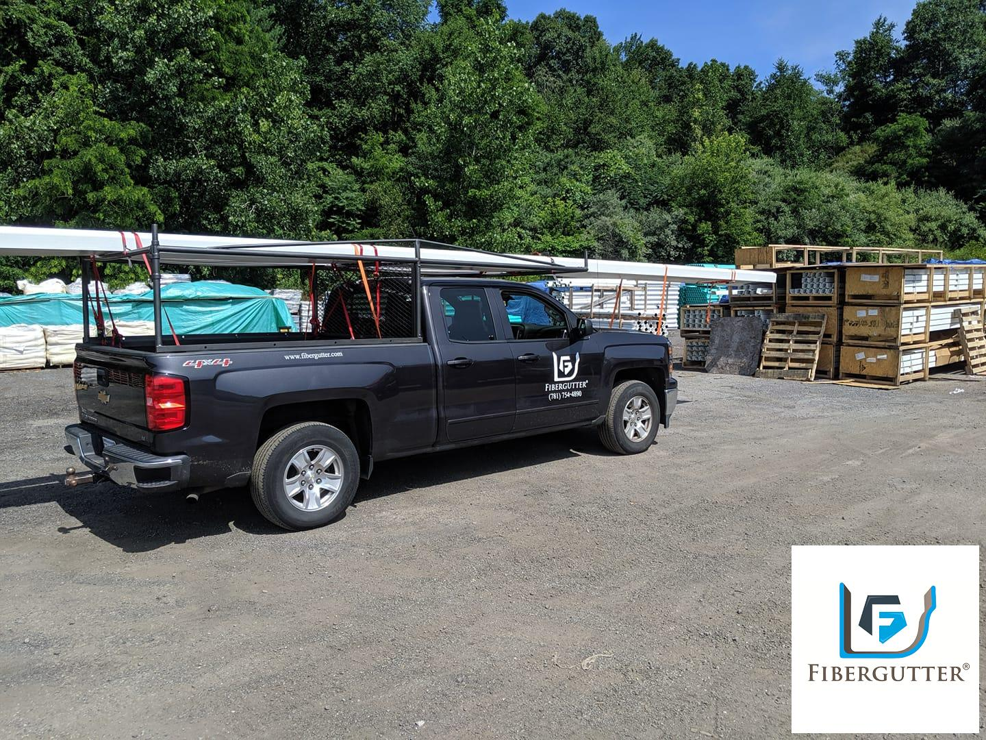 Fiberglass Gutter Delivery Sterling MA