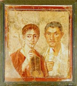 pompeii-fresco-pasquius-proculus-his-wife-331