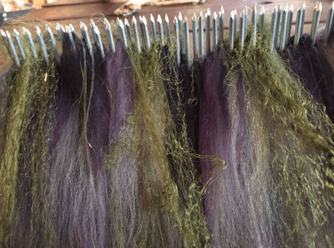 Home Made Hackle Tutorial: Ineke de Brouwer