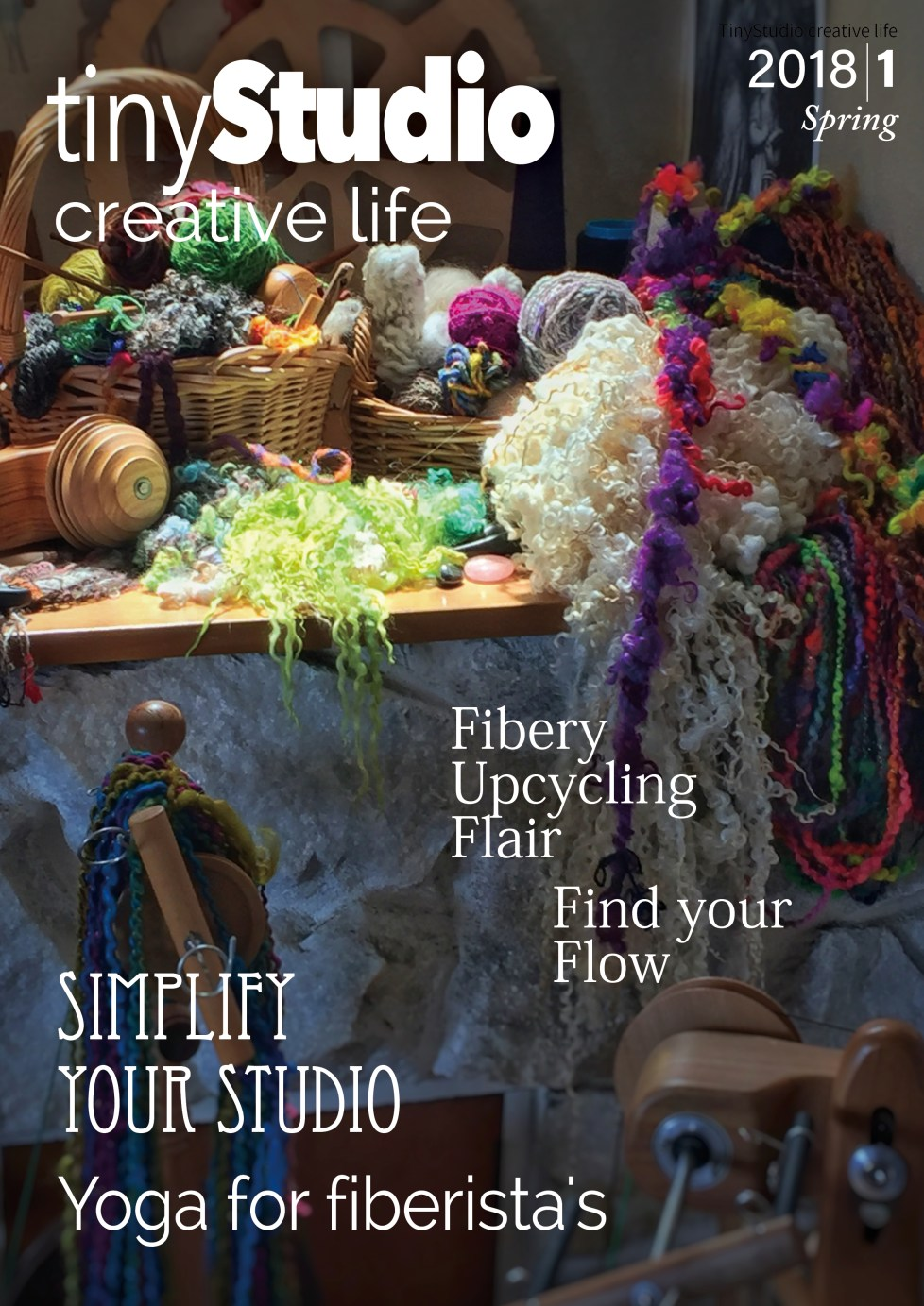 tinyStudio Magazine Subscription
