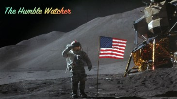 Moon Flag Logo 2