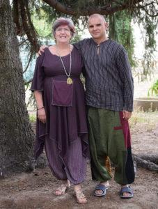 Joël et Marie Hélène