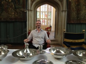 Henry VIII's chair