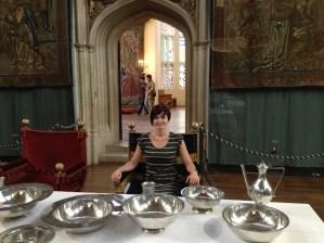 Anne Boleyn's chair
