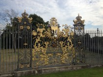 one of the many gates