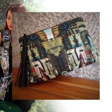 Handbag Verdilacqua Battistu