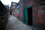 Carlisle Alley ©photo by t. stockton