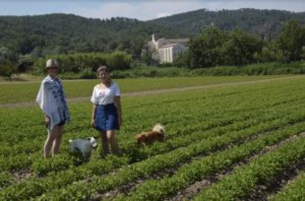 Laura et Amandine