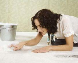 Caring for your carpets