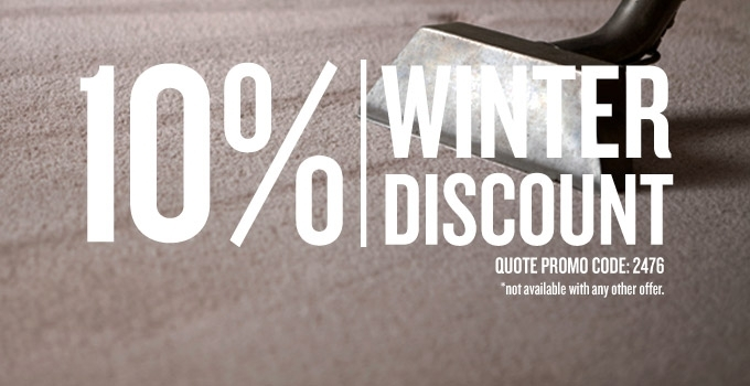 carpet Cleaning Newhaven 10% Winter Discount