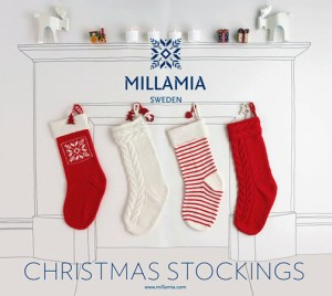 Christmas Stocking Kits - MillaMia