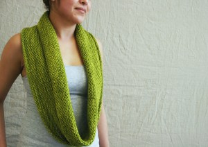 Honey Cowl - madelinetosh