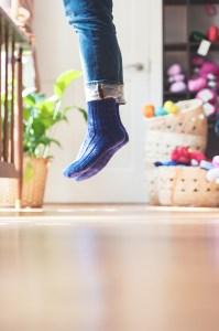 jumping sock