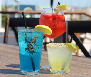 Summer sips: Some of the signature cocktails at Blackwall Hitch. (Image courtesy Blackwall Hitch Alexandria's Facebook page)