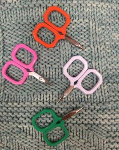 metal scissors