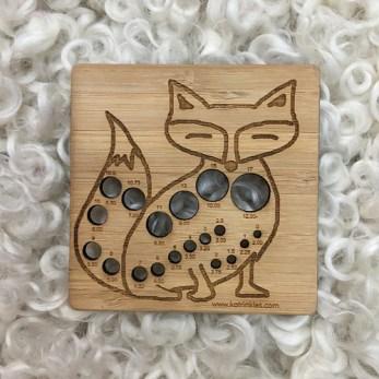fox-needle-gauge katrinkles