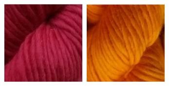 Raspberry Ripple and Marmalade