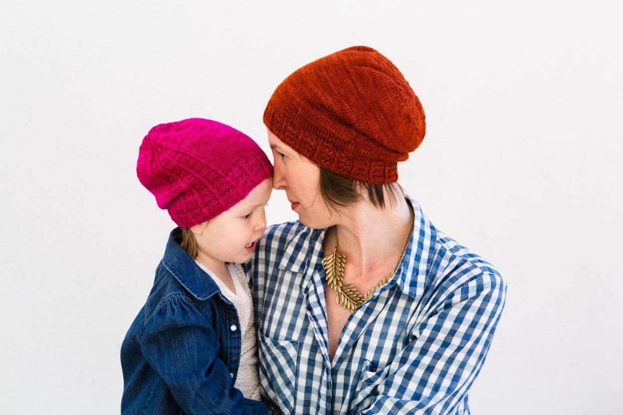 Holiday gifting - hats - fibre space