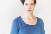 Cinquefoil Pullover by Heidi Kirrmaier